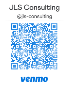 Venmo Payment JLS Consulting